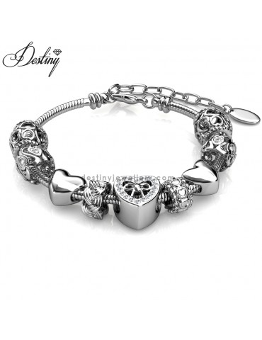Adorer Charm Bracelet