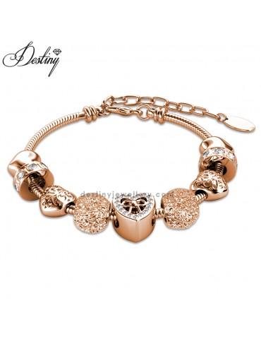 Isabella Charm Bracelet (2 Colours)