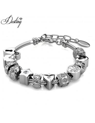 Devoted Charm Bracelet