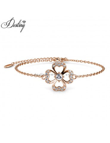 Ailey Clover Bracelet (2 Colours)
