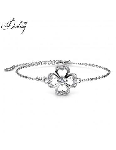 Ailey Clover Bracelet (2 Colours)
