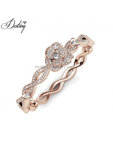 Sweet Rosy Bangle