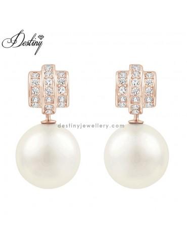 Sofia Pearl Earrings