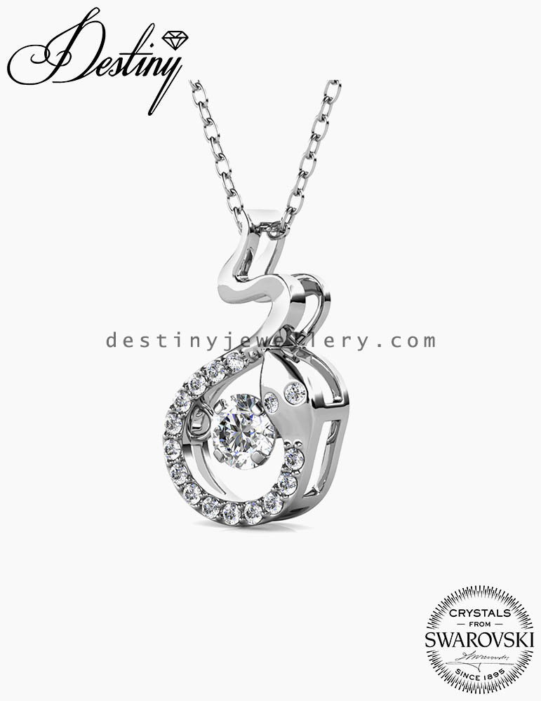 12 Dancing Zodiac Pendant (Snake)