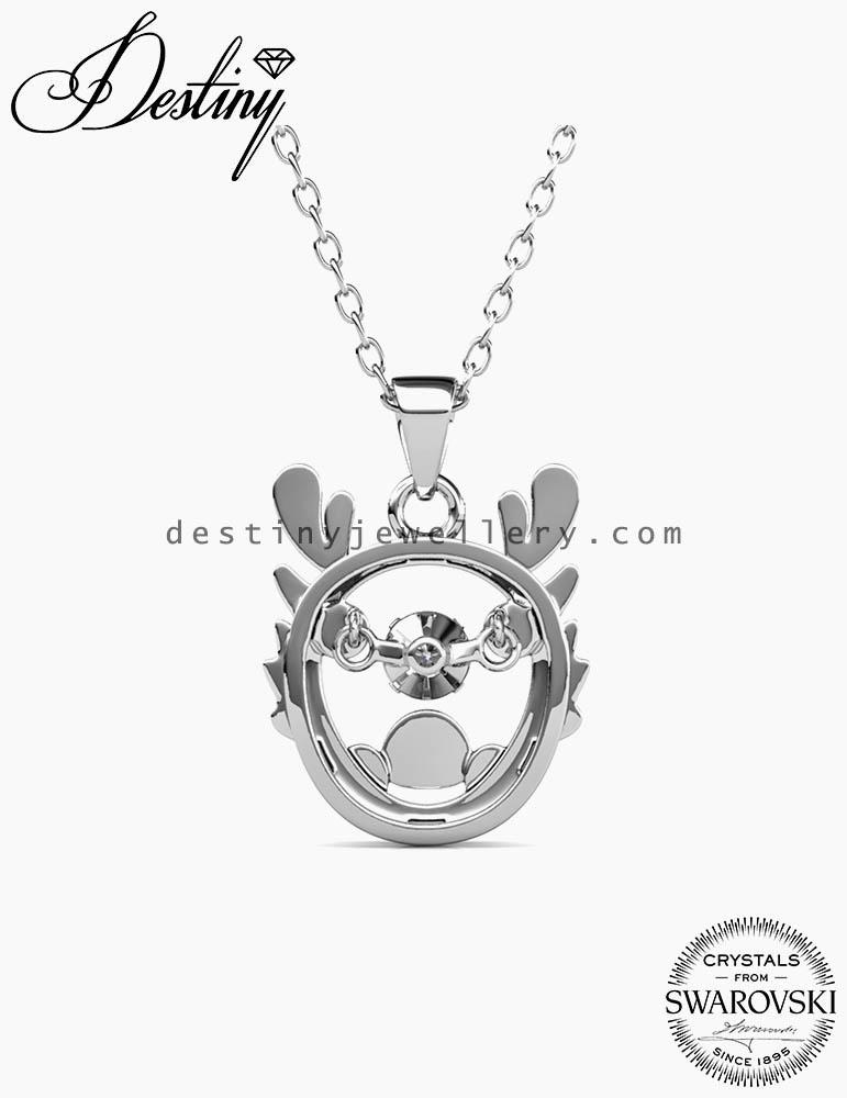 12 Dancing Zodiac Pendant (Dragon)