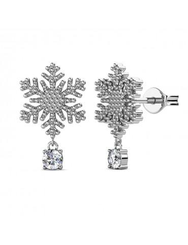 Snowing Earrings