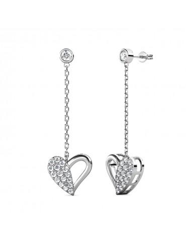 L'amour Dangling Earrings