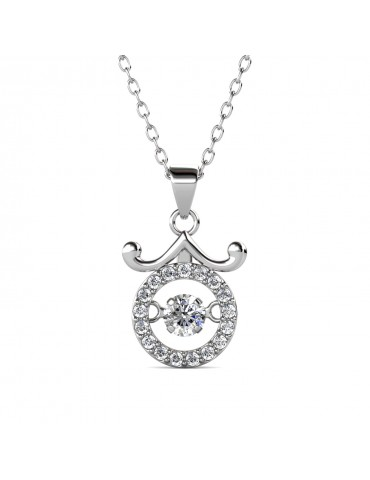12 Dancing Horoscope Pendant (Libra)