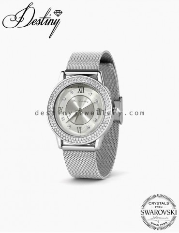Dawn Metallic Watch