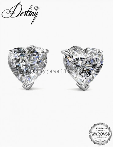 Belle Heart Earrings