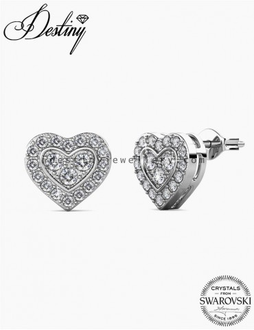 Brilliant Love Earrings‏