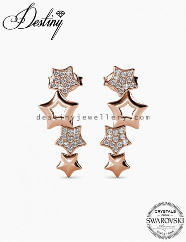 4 Stars Earrings
