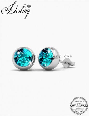 7 days Moon Earrings