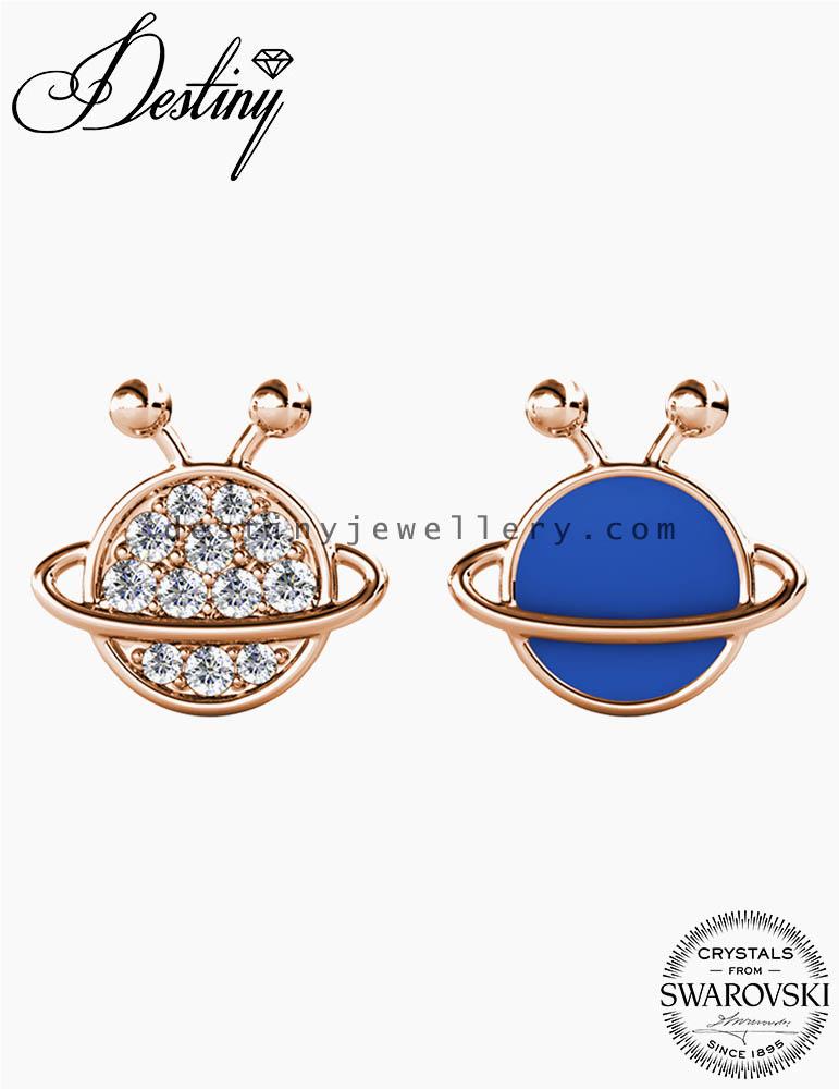 Space Earrings Set