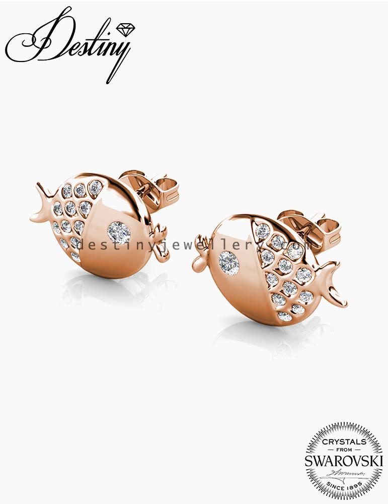 Ocean Earrings Set