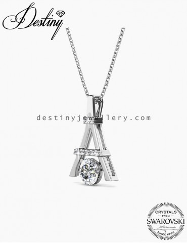 Romantic Paris Pendant
