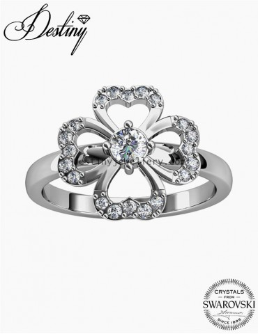 Ailey Clover Ring