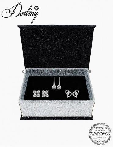 Classy Sweet Earrings Set