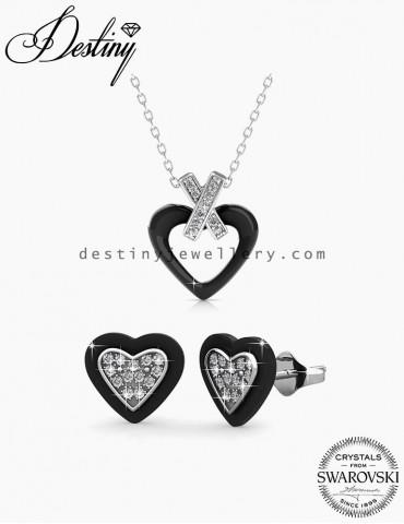 Heart Ceramic Set